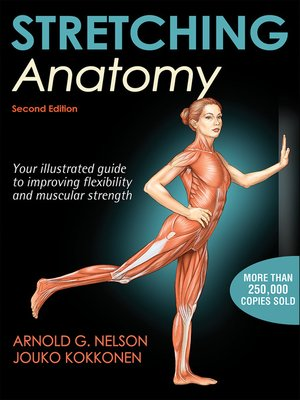 cover image of Stretching Anatomy