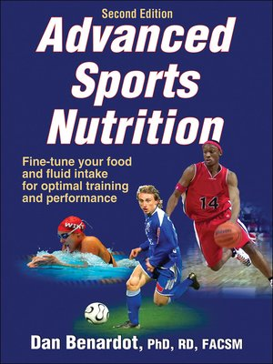 cover image of Advanced Sports Nutrition