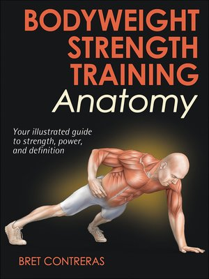 cover image of Bodyweight Strength Training Anatomy