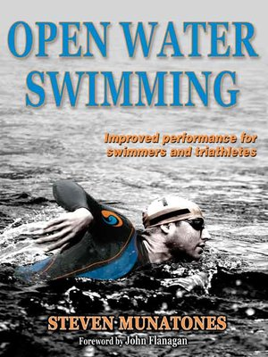 cover image of Open Water Swimming