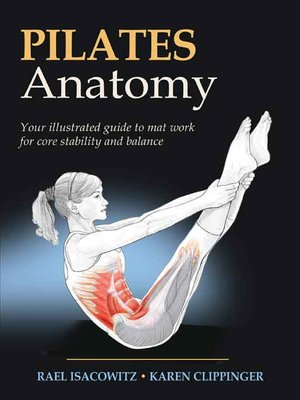 cover image of Pilates Anatomy