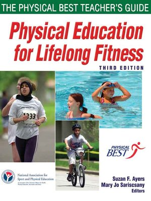 cover image of Physical Education for Lifelong Fitness