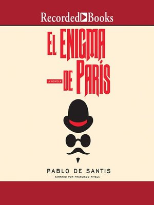 cover image of El Enigma de Paris