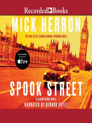 cover image of Spook Street
