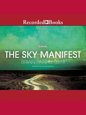 cover image of The Sky Manifest