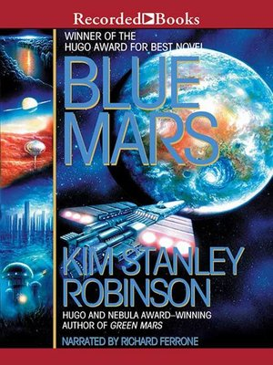cover image of Blue Mars