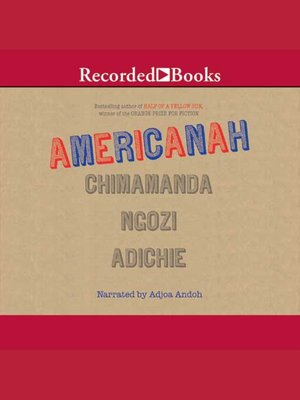 cover image of Americanah