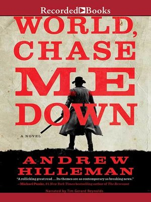 cover image of World, Chase Me Down