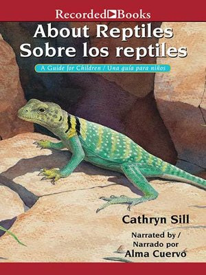 cover image of About Reptiles /Sobre los reptiles