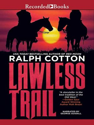 cover image of Lawless Trail