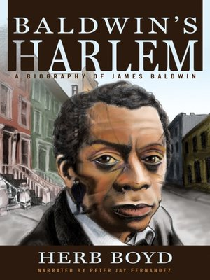 cover image of Baldwin's Harlem