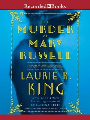 cover image of The Murder of Mary Russell
