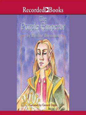 cover image of The Purple Emperor