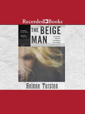 cover image of The Beige Man