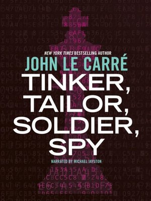 cover image of Tinker, Tailor, Soldier, Spy