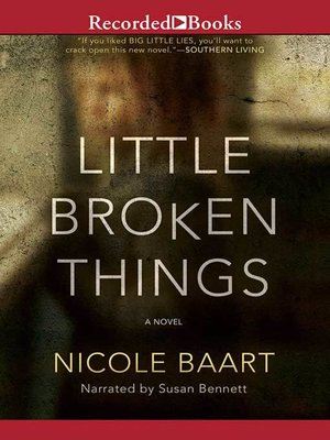 cover image of Little Broken Things