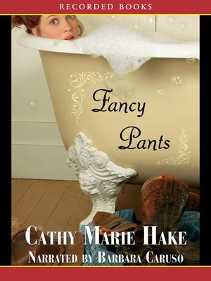 cover image of Fancy Pants