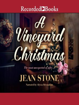 cover image of A Vineyard Christmas