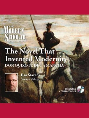 cover image of The Novel that Invented Modernity
