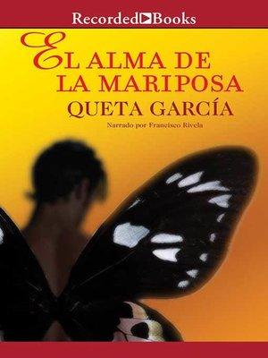 cover image of El alma de la mariposa (The Soul of the Butterfly)