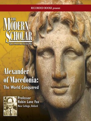 cover image of Alexander of Macedonia