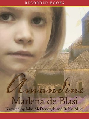 cover image of Amandine
