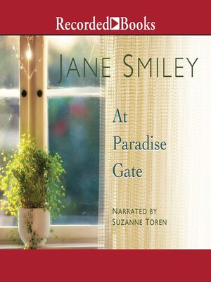 cover image of At Paradise Gate