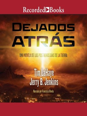 cover image of Dejados atras (Left Behind)