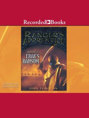cover image of Erak's Ransom