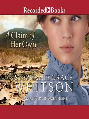 cover image of A Claim of Her Own