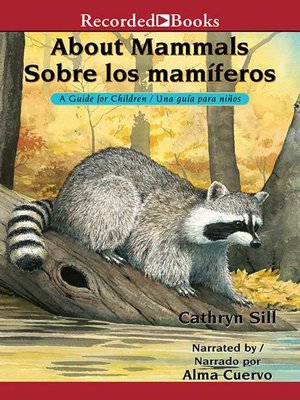 cover image of About Mammals/Sobre los mamiferos