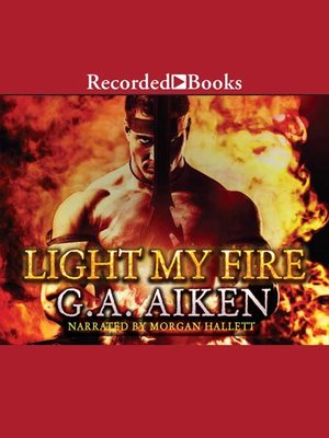 cover image of Light My Fire