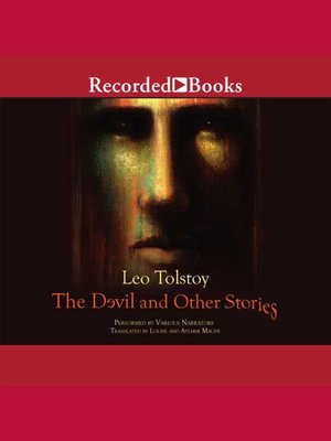 cover image of The Devil and other Stories