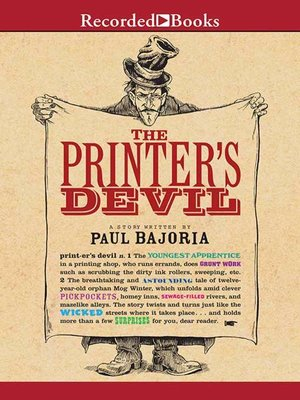 cover image of The Printer's Devil