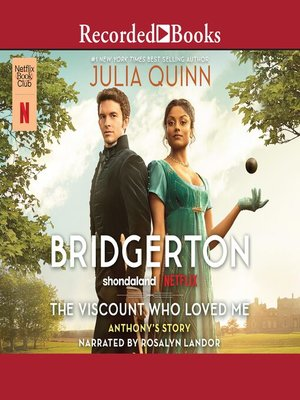 cover image of The Viscount Who Loved Me