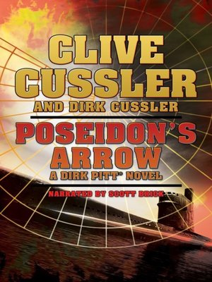 cover image of Poseidon's Arrow
