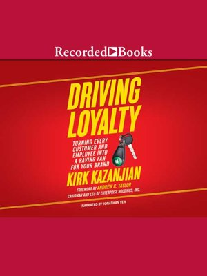 cover image of Driving Loyalty