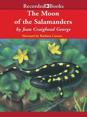 cover image of The Moon of the Salamanders