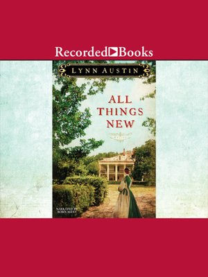 cover image of All Things New