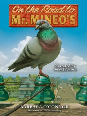 cover image of On the Road to Mr. Mineo's