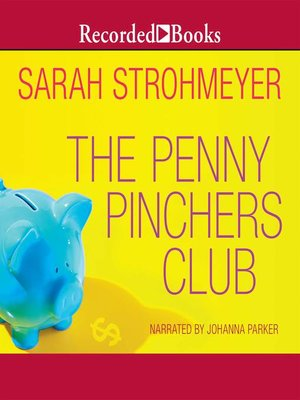 cover image of The Penny Pinchers Club