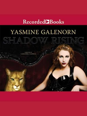 cover image of Shadow Rising