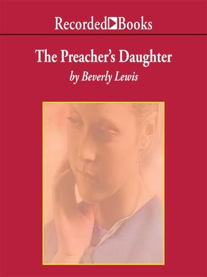 cover image of The Preacher's Daughter