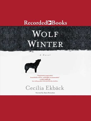 cover image of Wolf Winter