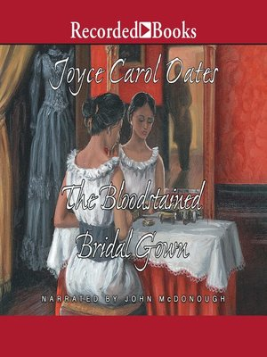 cover image of The Bloodstained Bridal Gown