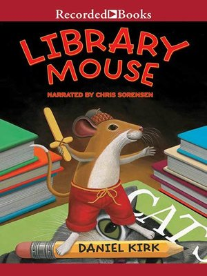 cover image of Library Mouse
