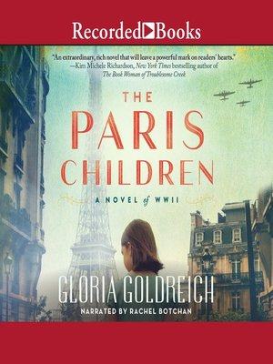 cover image of The Paris Children