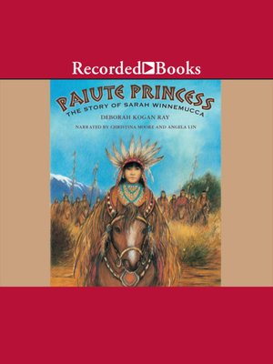 cover image of Paiute Princess