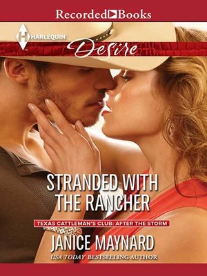 cover image of Stranded with the Rancher