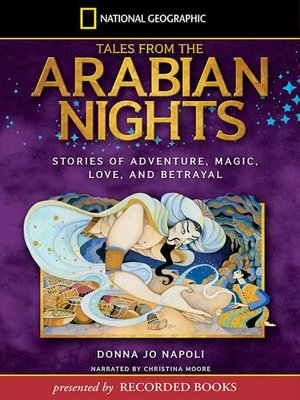 cover image of Tales From the Arabian Nights